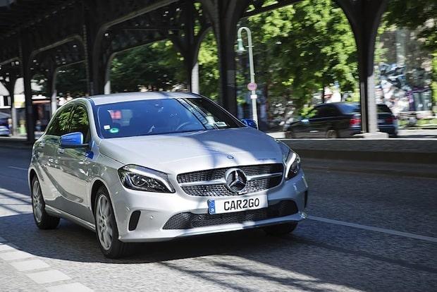 Photo of Mercedes-Benz Fahrzeuge von car2go ab Montag in Berlin verfügbar