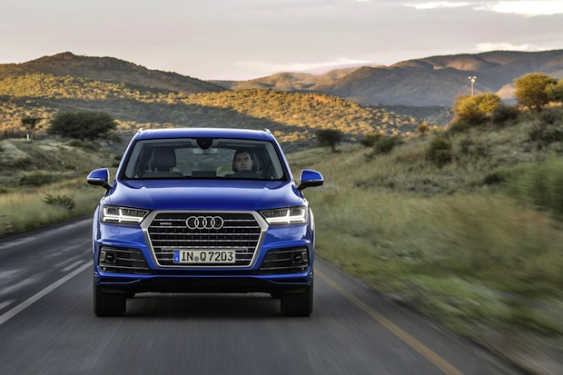Photo of Audi Absatz steigt im Mai um 6,7 Prozent