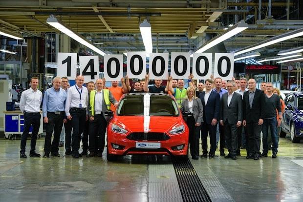 Photo of 14 Millionen Ford-Modelle ab Werk: Ford in Saarlouis begeht Produktionsjubiläum