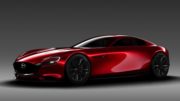 """Photo of """"Car Design Award"""" geht an den Mazda RX-Vision"""
