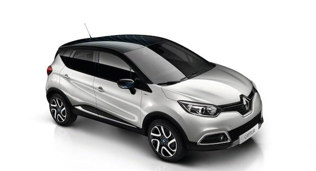 "Photo of Renault Captur ""Crossborder"" bietet edle Optik und Top-Komfort"