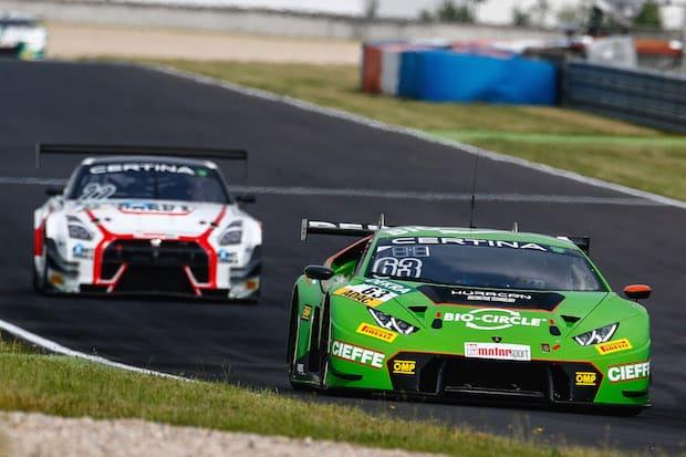 Photo of Grasser Racing: Attacke beim Heimrennen auf dem Red Bull Ring mit drei Lamborghini