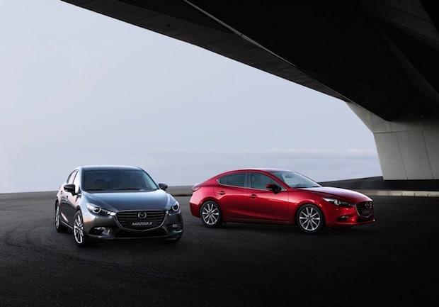 Photo of Umfassende Aufwertung für den Bestseller Mazda3
