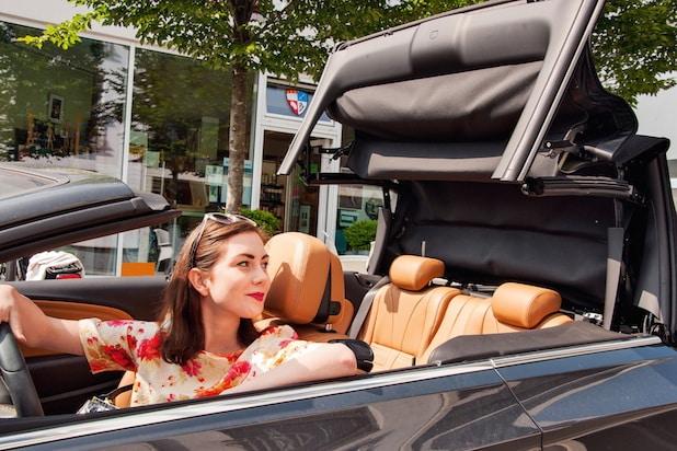 Photo of Mit dem Cabrio unterwegs: Kopfbedeckung schützt vor Sonnenstich