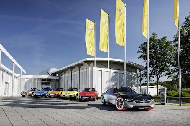 Photo of Klassik Tour Kronberg: Opel mit großer Sportwagen-Show