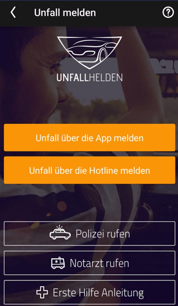 Photo of Erster unabhängiger Kfz-Unfallservice per Smartphone: UNFALLHELDEN launcht iOS- und Android-App
