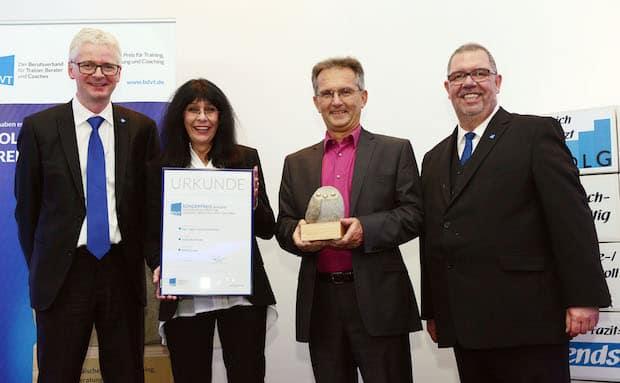 Photo of Integrata und BMW gewinnen zwei renommierte Europäische Trainingspreise des BDVT
