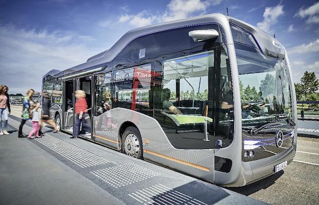 Photo of Internationaler Nachhaltigkeitspreis 2017:  Daimler Buses belegt Spitzenplatz