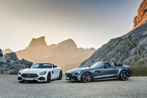 Photo of Verkaufsstart für drei AMG GT-Familienmitglieder