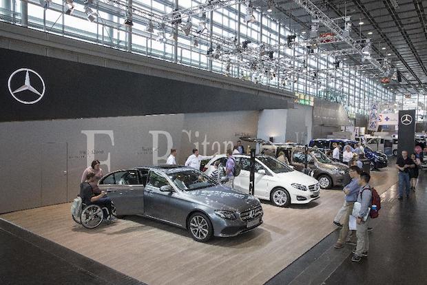 """Photo of """"Internationaler Tag der Menschen mit Behinderung"""" im Mercedes-Benz Museum"""