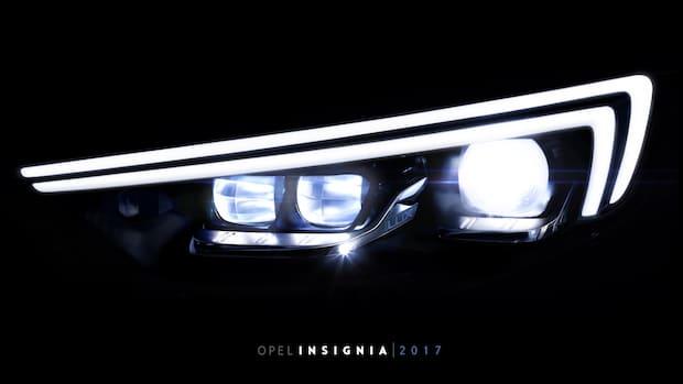 Photo of Neuer Opel Insignia: Mit dem IntelliLux LED® Matrix-Licht der nächsten Generation