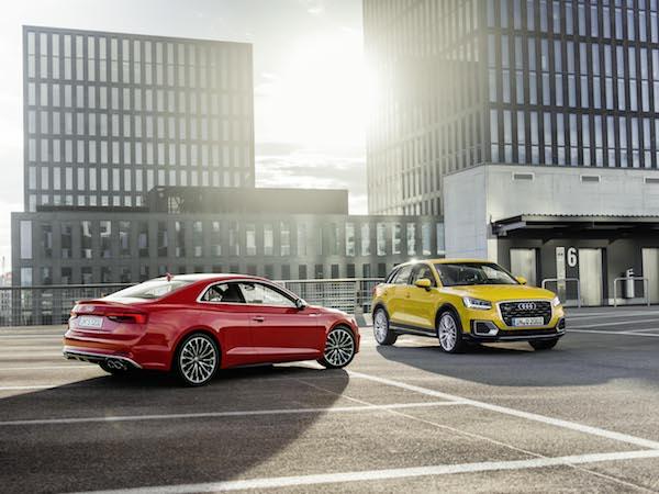 Photo of Audi-Absatz steigt in allen Kernregionen