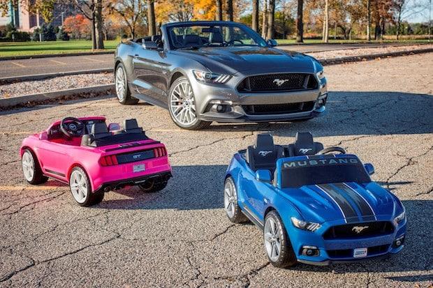 Photo of Ford und Fisher-Price® präsentieren Ford Mustang-Modell für Kinder – mit Elektroantrieb und Smart Drive®
