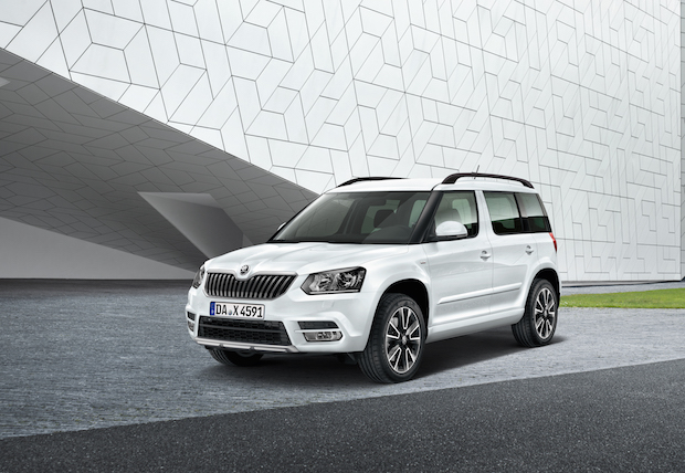 Photo of Sondermodell SKODA YETI DRIVE fährt mit bis zu 4.450 Euro Preisvorteil vor