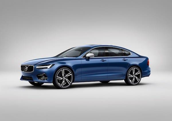 Photo of Sportlicher Luxus: Volvo S90 und Volvo V90 ab sofort als R-Design Version beim Händler