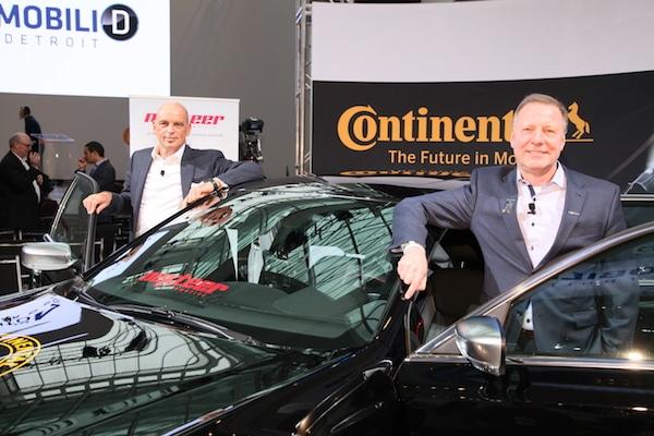 Photo of Continental und Nexteer Automotive kündigen Joint Venture für  Motion-Control-Systeme an