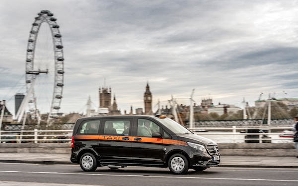 Photo of Neues Black Cab mit Stern für London