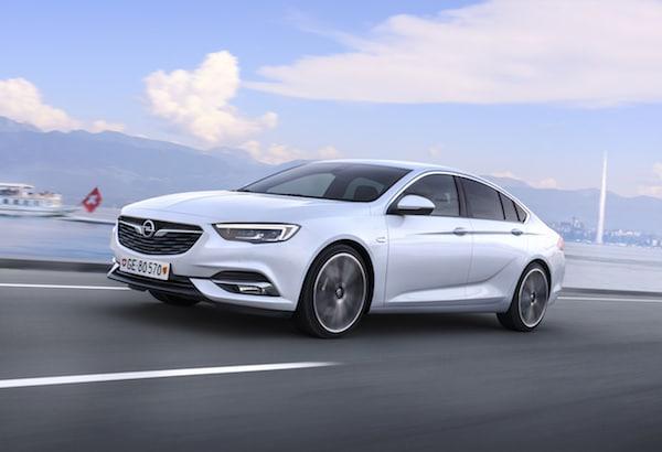 Photo of Weltpremiere auf dem Genfer Automobilsalon: Vorhang auf für den neuen Opel Insignia