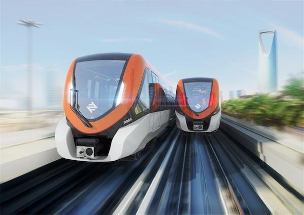 Photo of DHL und Bombardier Transportation bringen Riads neue U-Bahn in Fahrt