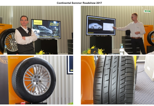 Photo of Continental Sommer Roadshow