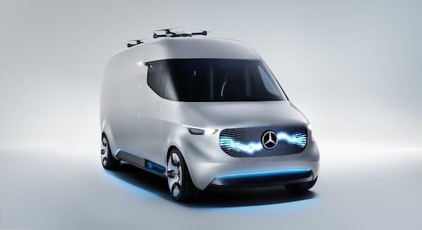 Photo of Strategische Partnerschaft: Hermes setzt auf  1500 Mercedes-Benz Sprinter und Vito mit Elektro-Antrieb