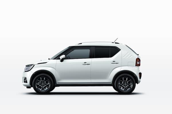 Photo of Allrad für alle – auch in Minicars: Vom Suzuki LJ 10 zum neuen Micro-SUV Suzuki Ignis