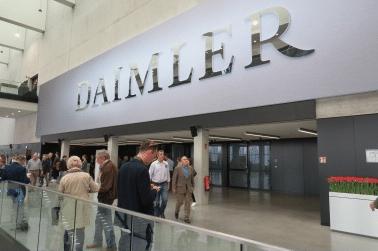 Photo of Hauptversammlung der Daimler AG 2017 in Berlin