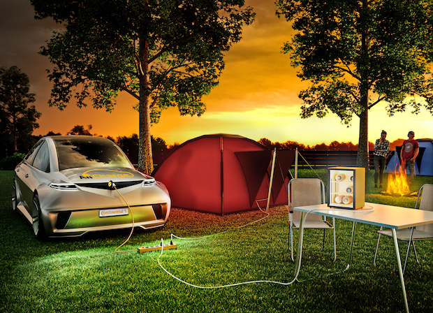 Photo of AllCharge-Lösung von Continental macht Elektroautos fit für jede Ladetechnik
