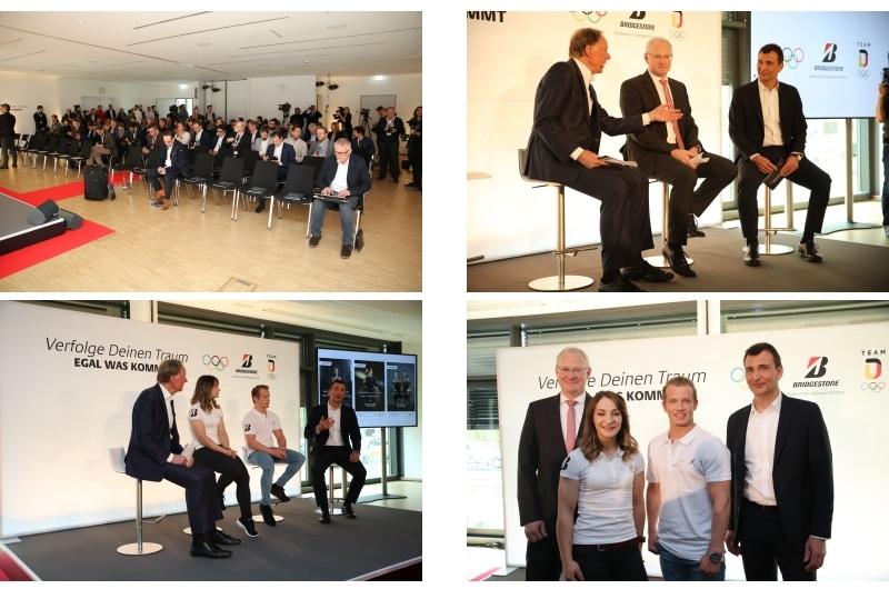 Photo of Bridgestone Deutschland startet Kommunikationskampagne zur Olympia-Partnerschaft