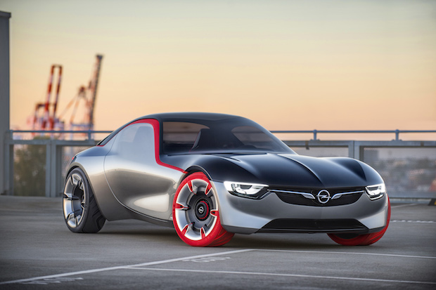 Photo of Opel zeigt GT Concept auf den Klassikertagen in Hattersheim