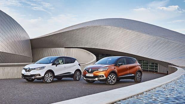 Photo of Renault Captur jetzt noch attraktiver, komfortabler und sicherer