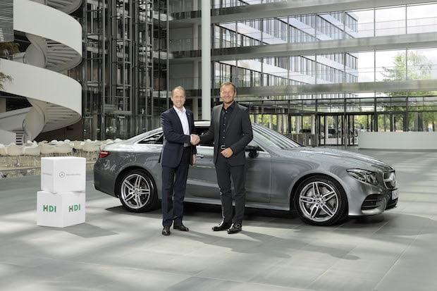 Photo of Mercedes-Benz und HDI knüpfen Schadennetz noch enger