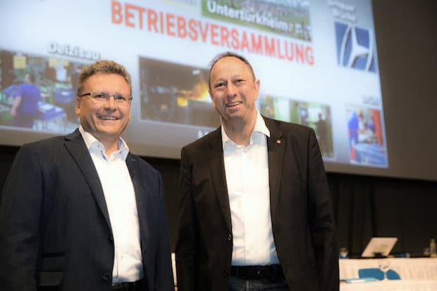 Photo of Mercedes-Benz Werk Untertürkheim produziert künftig Batterien für Elektrofahrzeuge