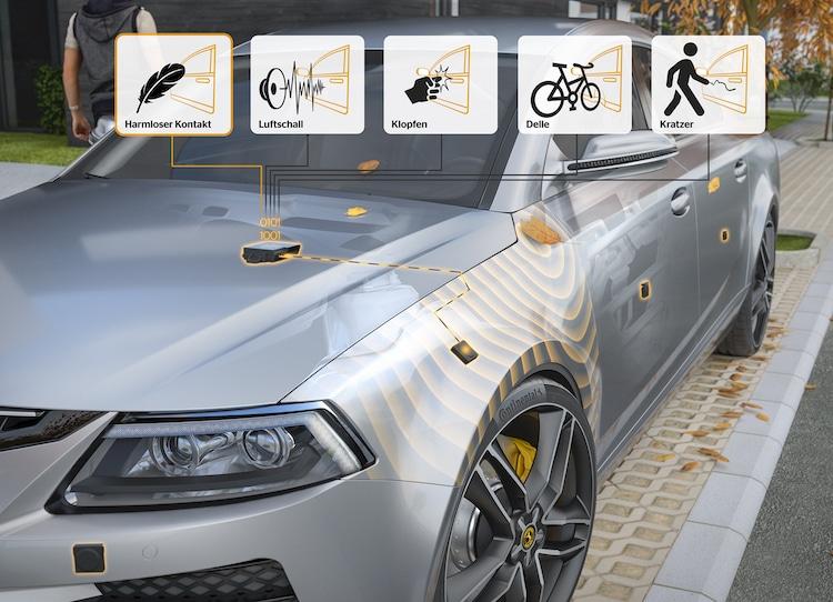 Photo of Kontaktsensor CoSSy macht automatisiertes Parken sicherer