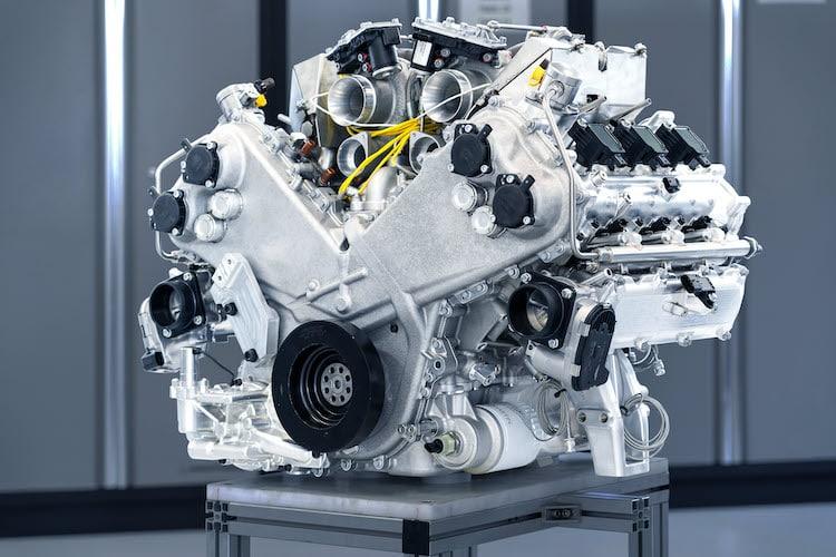 Photo of Weitere Details zum neuen Aston Martin V6-Motor bekannt gegeben