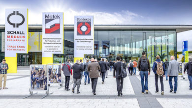 Photo of Motek/Bondexpo 2020: Digitalisierung wird praktisch