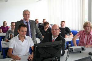 Photo of Iserlohner Maschinenbauer kooperieren mit 3S GmbH in Attendorn