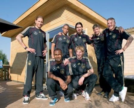 Photo of Eine Sauna für Jogis Jungs: Weltmeisterliche Regeneration zwischen den Spielen